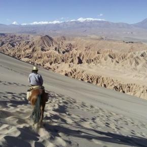 Atacama's last adventure