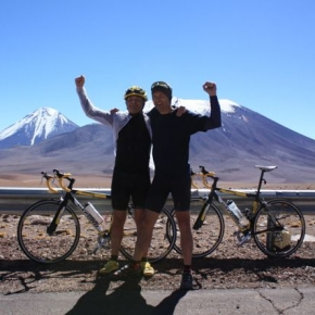 Adventure in the Atacama: madmen in action