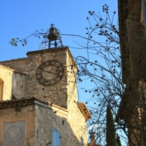 Christmas in Provence: Seguret