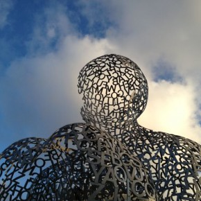 Jaume Plensa in Bordeaux