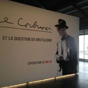 Le Corbusier et la question du brutalisme, au J1