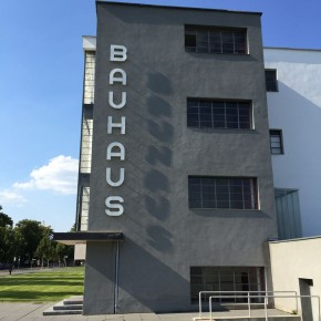Bauhaus Archiv, Berlin - Bauhaus School, Dessau