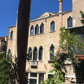 Francesca's flat in Venice