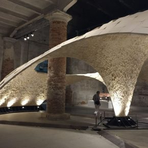 Venice Architecture Biennale: Reporting from the front. Part 1: Arsenale