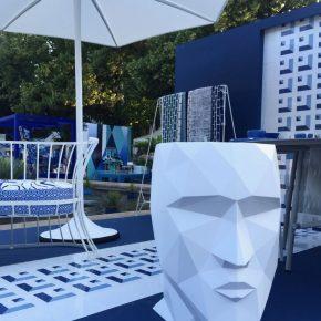 Salon Coté Sud 2018: Bleu infini