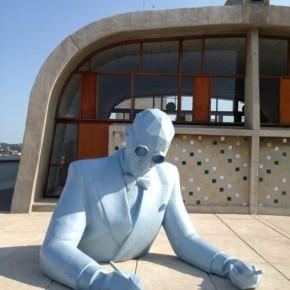The MAMO, Marseille Modulor, Cite radieuse, Marseille