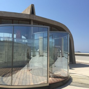 Observatory/Playground, Dan Graham @ MAMO