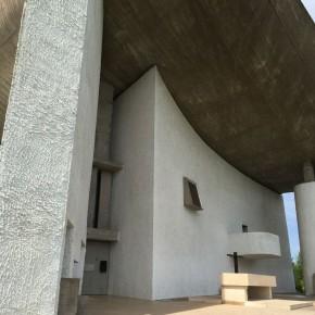 Chapelle Ronchamp, Notre-dame-du-haut