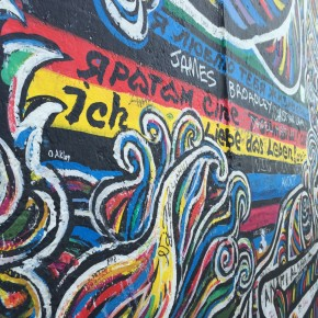 Eastside Gallery, Berlin