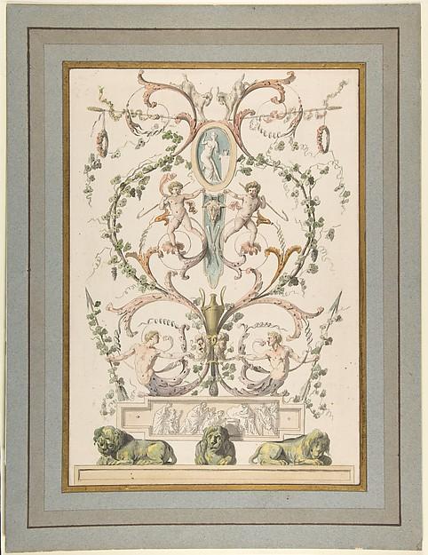 Étienne de Lavallée-Poussin (French, Rouen 1733–1793 Paris) met