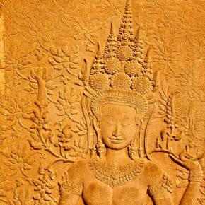 Angkor, citée Khmer: the (extended) postcard