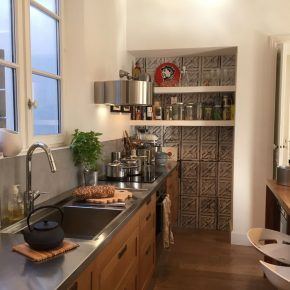 Before/after: kitchen