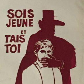 Affiches en lutte, 68-75 @ Beaux Art, Paris
