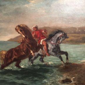 Delacroix exhibition @Louvre