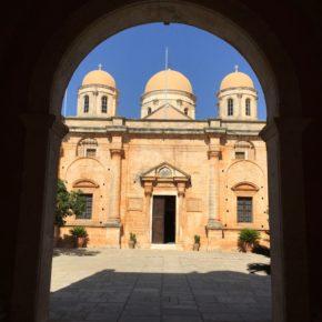 The Crete Postcard