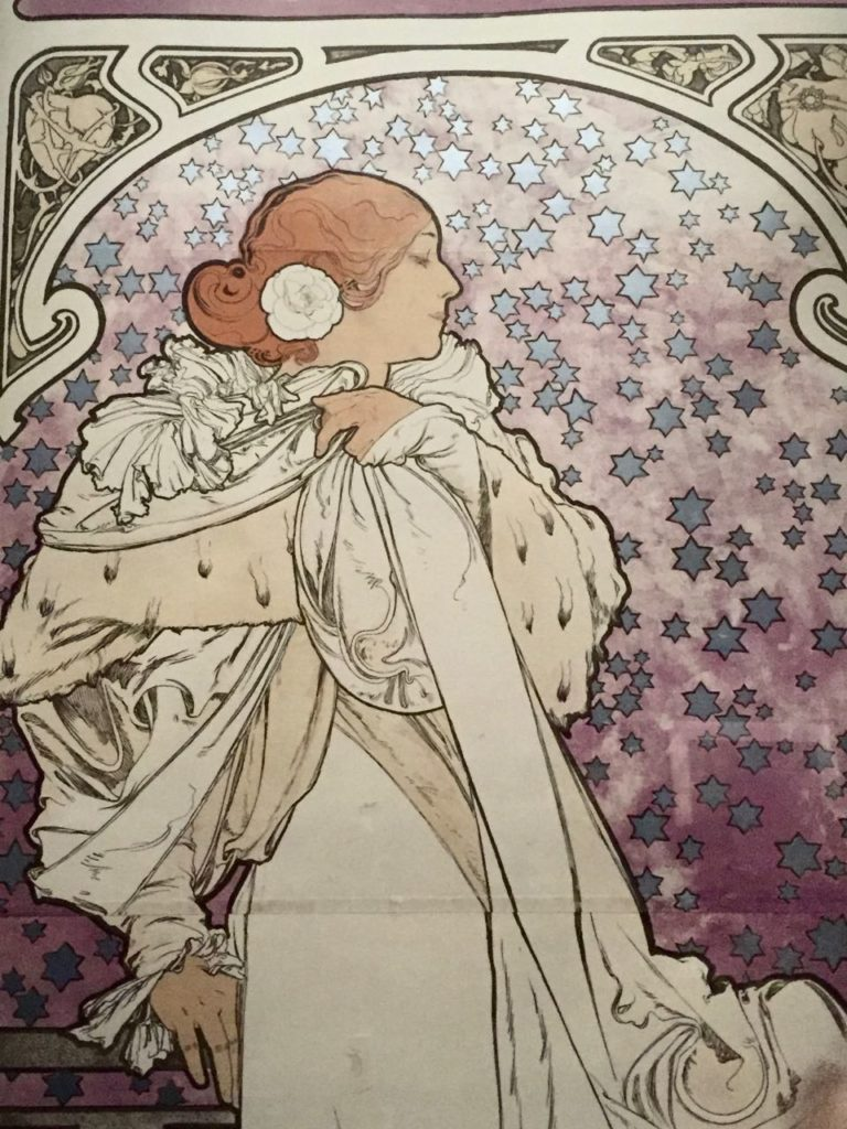 Mucha au Musee du Luxembourg