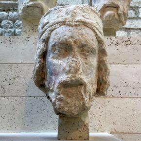 Têtes des rois de Juda @ Musee de Cluny