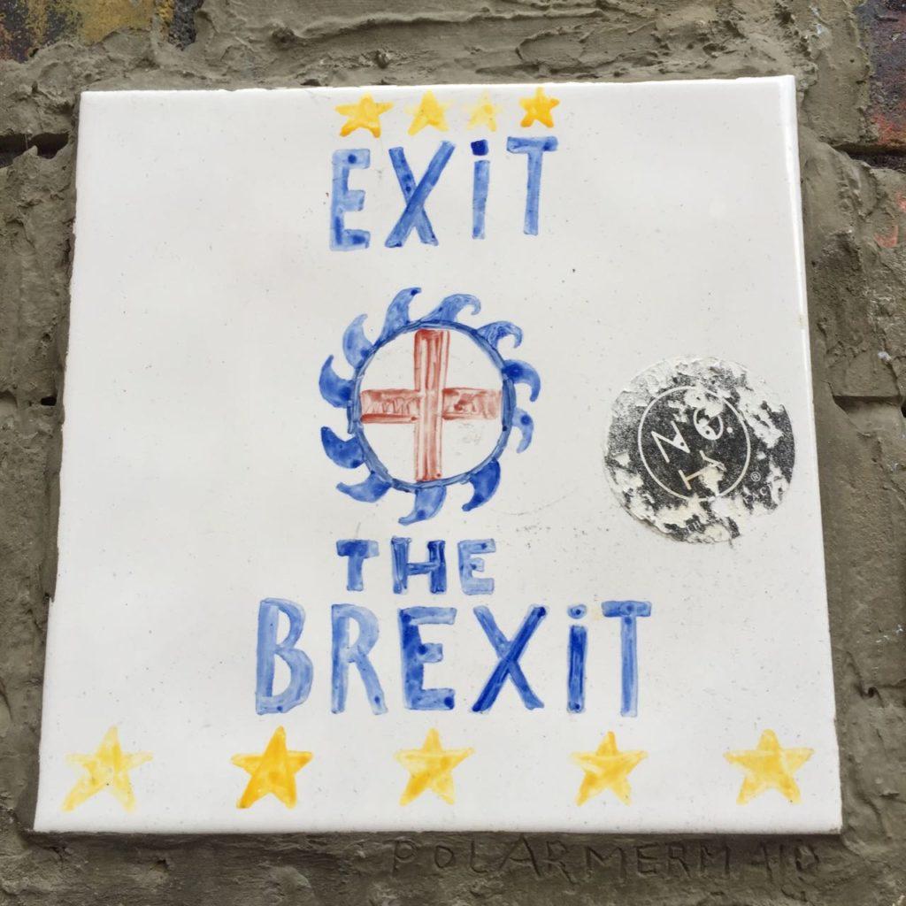Street art, brick lane, london