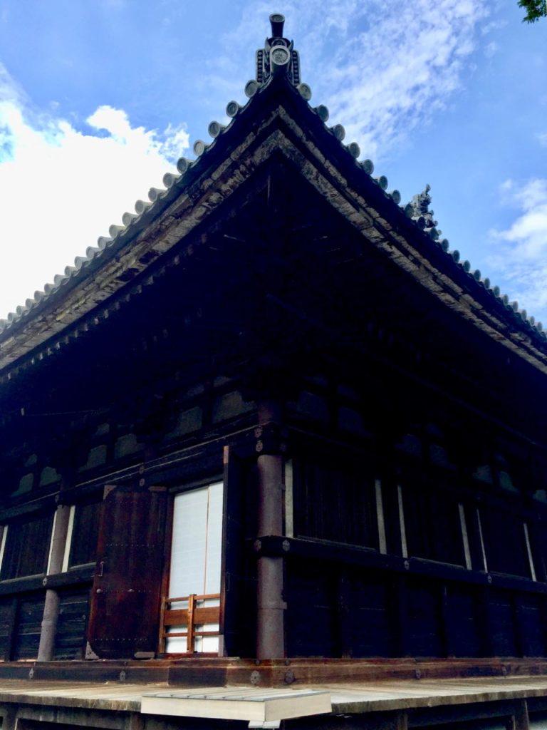 Sanjusangen-do temple, Kyoto