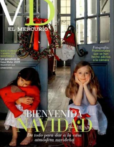 V/D n 700, Special Christmas issue, December 2009: Mei Line's showroom