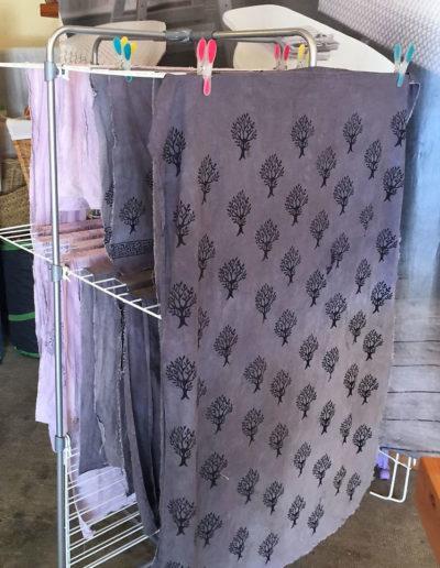 Mei Line, Textile